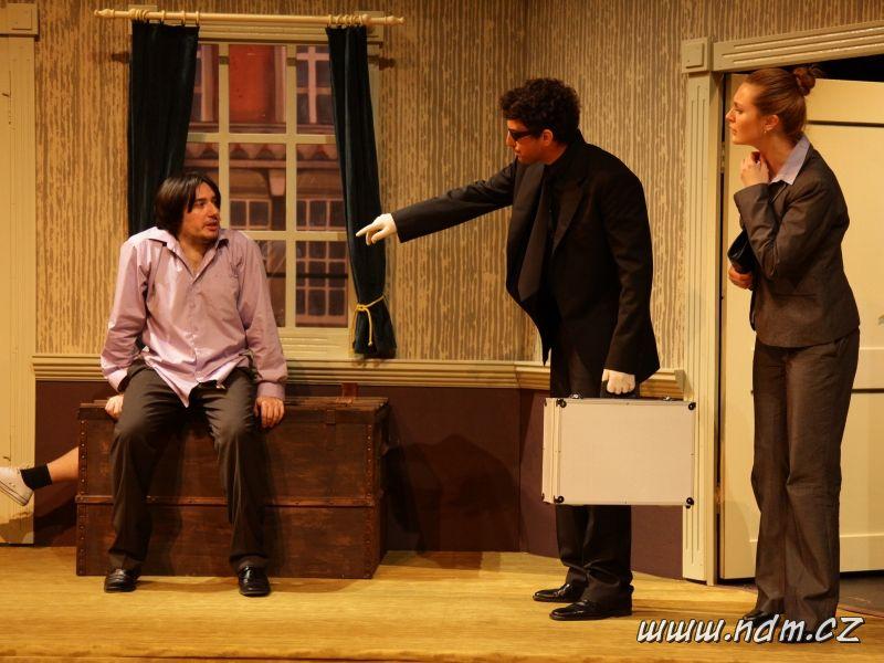 Habaďůra, Divadlo Jiřího Myrona, 2010