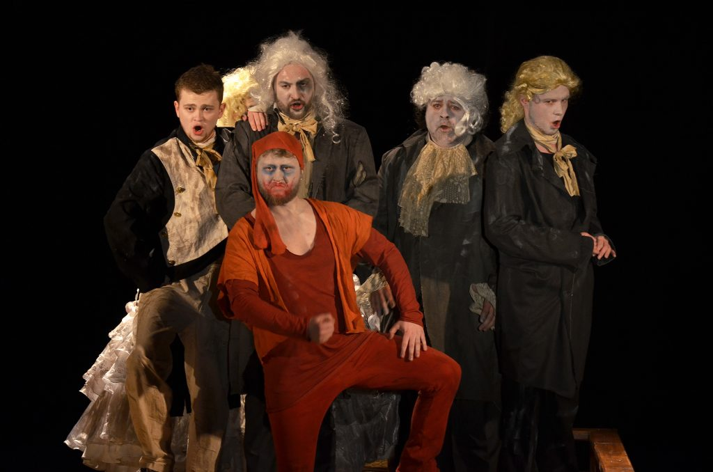 Chameleon, Ensemble Opera Diversa, 2015