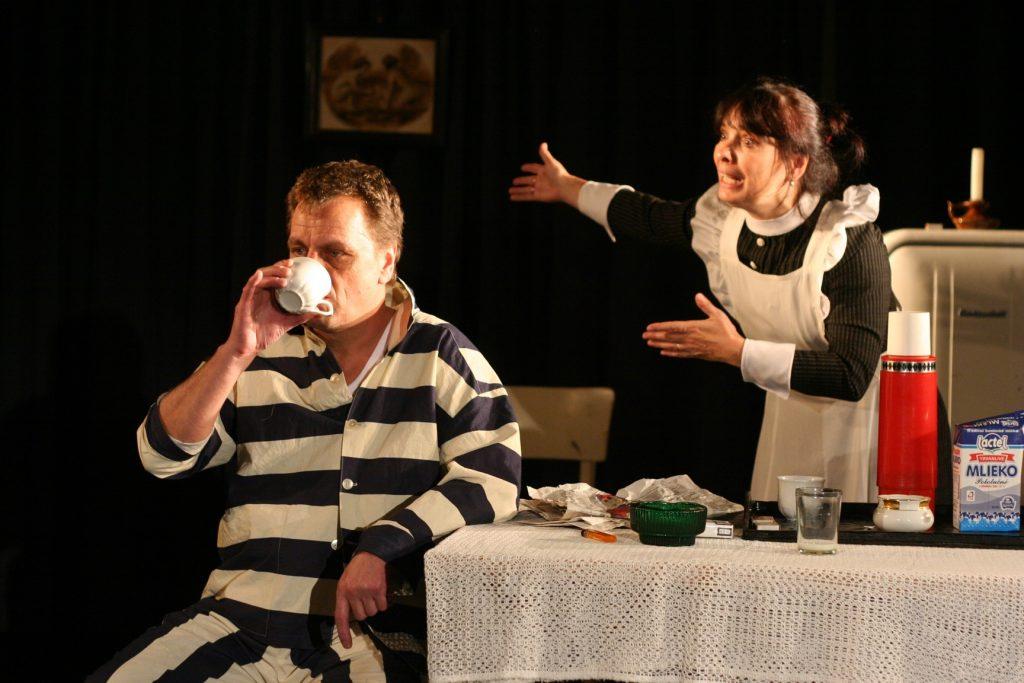 Oslava, Spiro Scimone, Slezské divadlo Opava, 2011
