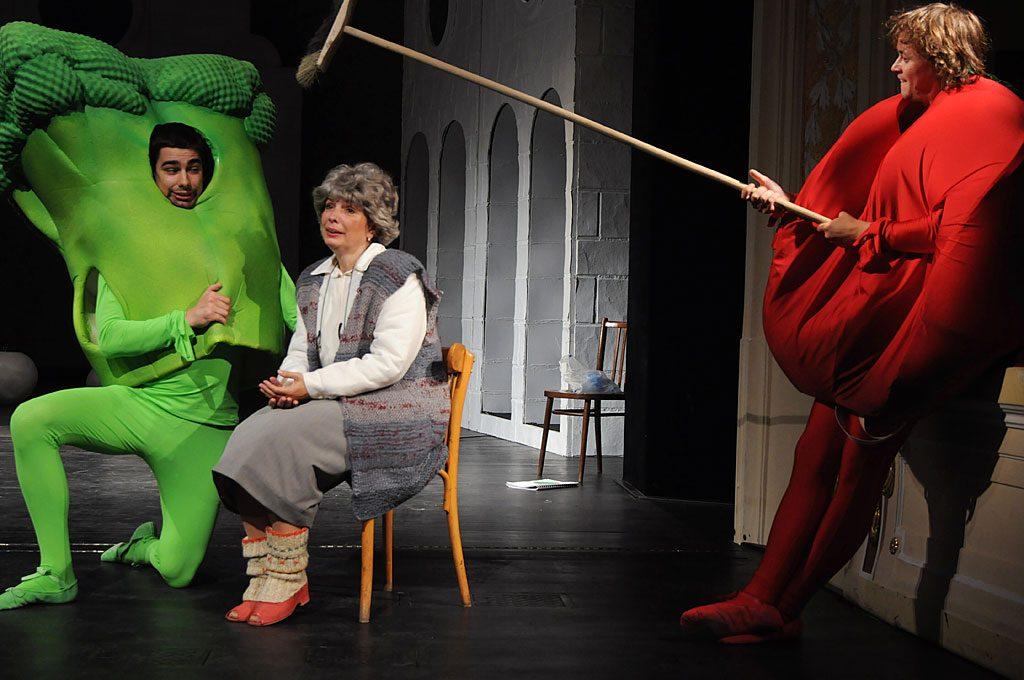 Komedie za oponou, Slezské divadlo Opava, 2011